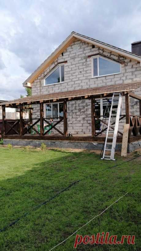Как из обычных досок сделать шикарный уголок для террасы на даче: показываю весь процесс пошагово, опыта вообще не нужно | Домовой | Дизайн интерьера и ремонт