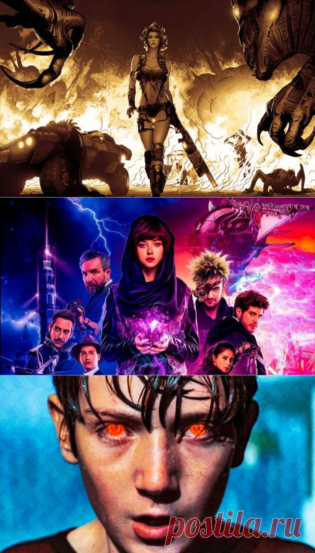 5 фантастических фильмов, которые я не смотрел | ПроЧтение | Яндекс Дзен