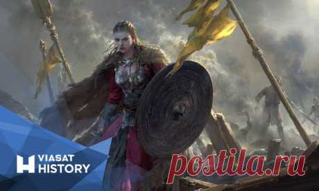 Viasat History представляет! / История цивилизаций!