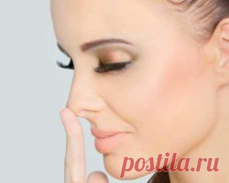 Нос человека выдает его скрытые болезни - Медицина 2.0