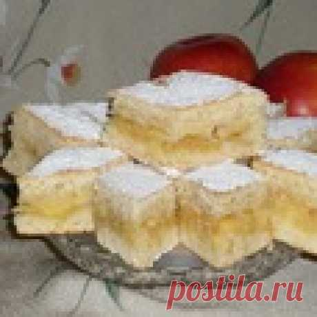 """Мягкое печенье """"Яблочное наслаждение"""" Кулинарный рецепт"""