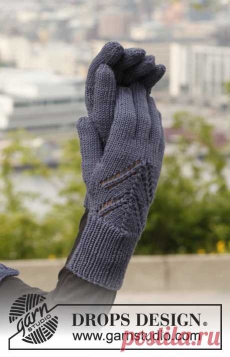 Перчатки Midnight Boheme - блог экспертов интернет-магазина пряжи 5motkov.ru
