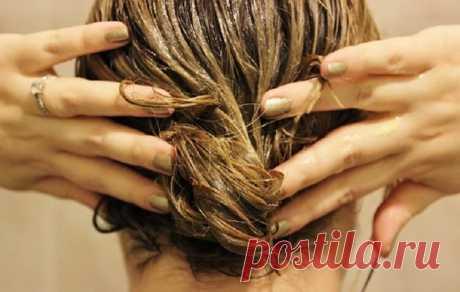 Маска для сумасшедшего роста волос. Потом не говорите, что вас не предупредили!