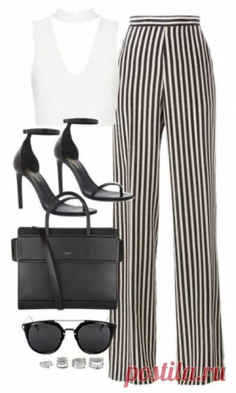 Стильные идеи с брюками — Модно / Nemodno