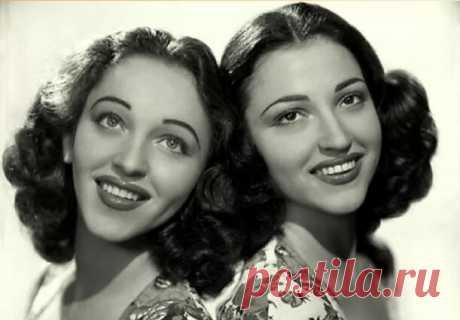 Сёстры Бэрри - как жили легендарные исполнительницы еврейских песен на идиш
