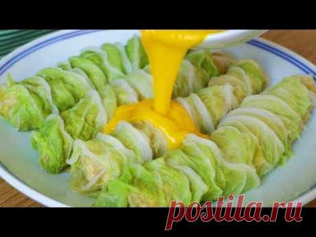 Это капуста, друзья китайского Нового года спешат кушать, так вкусно!