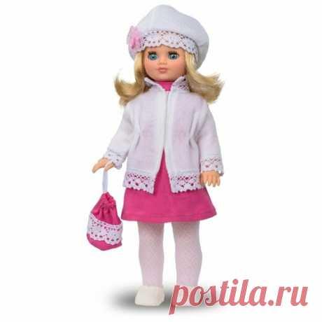 Интерактивная кукла Весна Лиза 22, 42 см, В369/о — купить по выгодной цене на Яндекс.Маркете