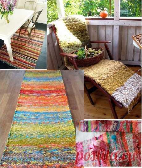 Ручное ткачество: бесконечное множество идей для применения - lastochkalux