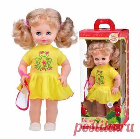 Кукла Весна Инна 14 со звуком, 43 см В442/о купить по цене 1 410 руб. в Екатеринбурге с доставкой