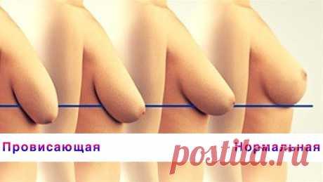 7 ежедневных вредных привычек, ведущих к провисанию женской груди