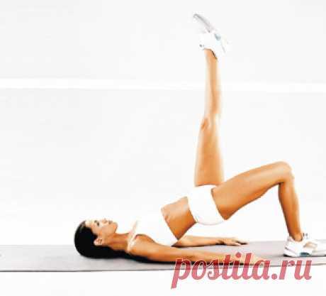 Комплекс упражнений для глубоких мышц