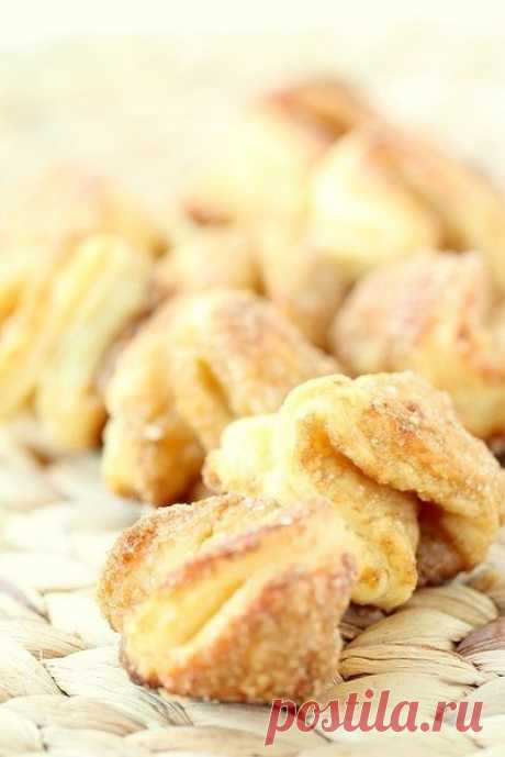 Как приготовить творожное печенье. - рецепт, ингредиенты и фотографии