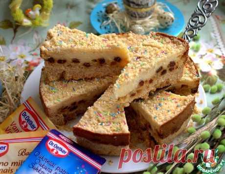 Королевская ватрушка из мультиварки – кулинарный рецепт