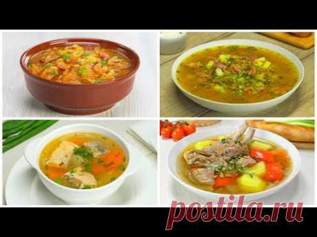 4 настоящих супа, которые необходимы после бурного застолья! Рецепты от Всегда Вкусно!