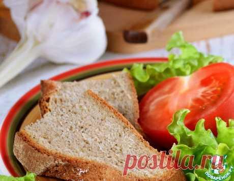 Деревенский ржаной хлеб – кулинарный рецепт