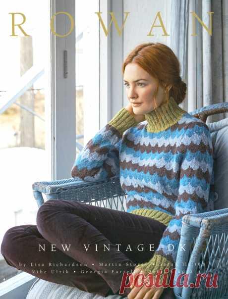 Rowan. New Vintage DK - 2018