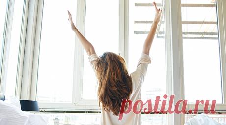 Как победить утреннюю усталость и плохое настроение – «Будь в форме»