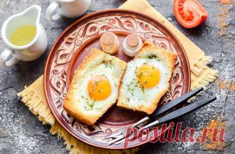 Яйцо в булочке в духовке Как быстро и вкусно приготовить яйцо в булочке в духовке пять простых пошаговых рецептов с фото на любой вкус от Копилки Кулинара