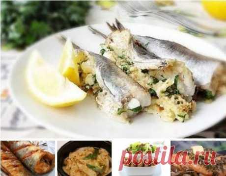 5 рецептов вкусных блюд из недорогих видов рыбы