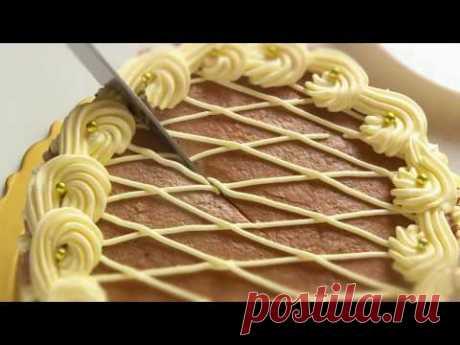 "La TORTA ""Золотой ключик"" \/ la receta de casa simple"