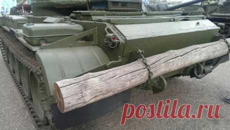 За 100 лет танкостроения немцы так и не поняли, зачем русские возят бревно на танке | ТАНКОВАЯ ДИВИЗИЯ | Яндекс Дзен
