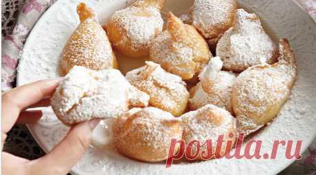 Пе-де-нонн. Пошаговый рецепт с фото на Gastronom.ru