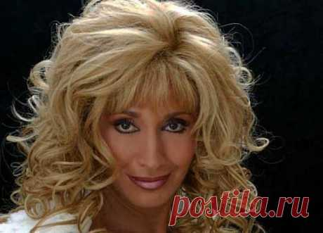 Irina Allegrova and her best hits \/ Shoubiz