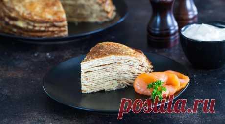Блинник Блинник - это такой пирог из блинов, смазанный яично-сметанной смесью, и запеченный в духовке. Приготовьте дома такой пирог к Масленице, встретьте весну и попрощайтесь с долгой зимой! Для того, чтобы сделать вкусный и сытный блинный пирог, вам не понадобятся какие-то особые ингредиенты или навыки, все очень просто!