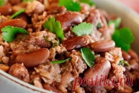 Постное блюдо грузинской кухни: лобио — Фактор Вкуса