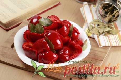 Заготовки из перца на зиму — золотые рецепты кулинарии