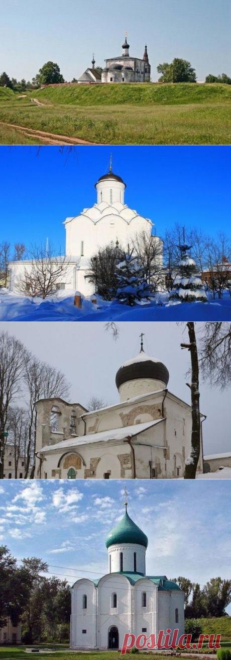 Самые старые здания в мире