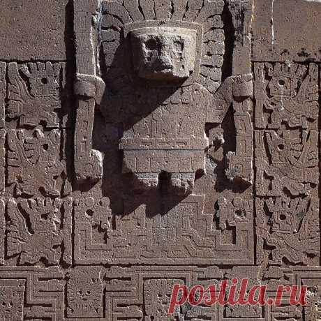 Легенда Вичама (о происхождении людей), Доколумбова Америка, Побережье Перу.