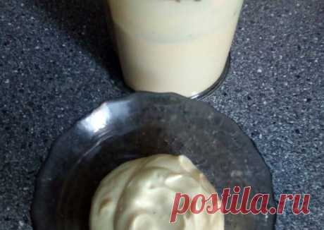 Домашний майонез - пошаговый рецепт с фото. Автор рецепта наталья кулакова(тылецкая) . - Cookpad