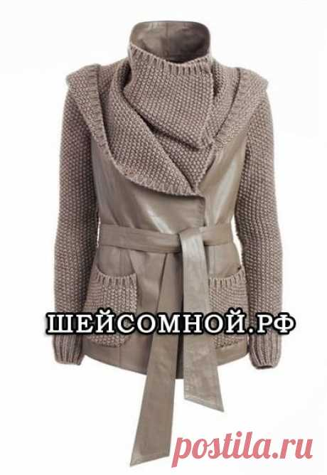 выкройка куртки женской