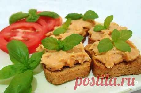 Паштет из карасей - пошаговый кулинарный рецепт с фото на Повар.ру
