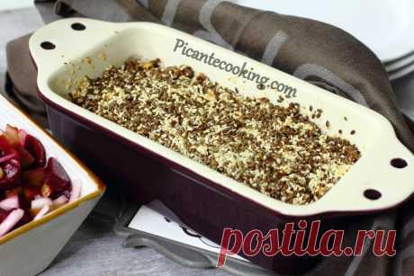 Запіканка з гречки та бринзи | Picantecooking