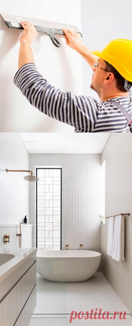 Топ -10 трендов ванных комнат 2020 в дизайне интерьера