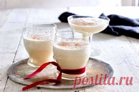 Eggnog - pure cream