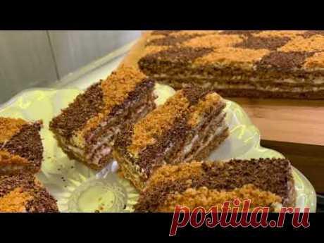 К Новогоднему столу: Торт Кутузов Cake Kutuzov Թխվածք Կուտուզով