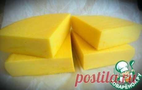 Сыр по-домашнему - кулинарный рецепт