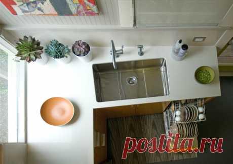 Порядок на кухне: фото и идеи как организовать порядок на кухне
