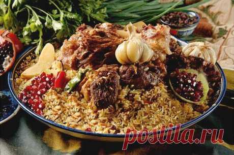 Рецепт вкуснейшего плова от знатоков восточной кухни • НОВОСТИ В ФОТОГРАФИЯХ