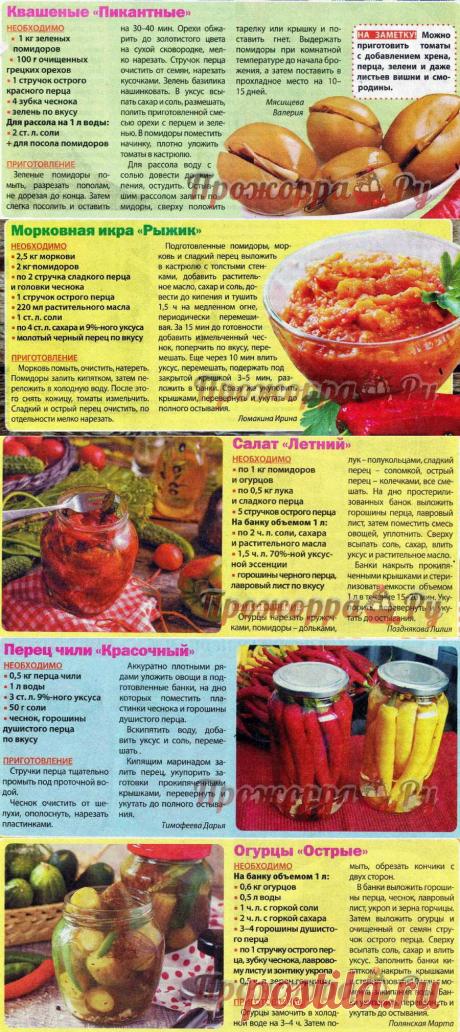 Закрутки 1 | Прожоpра.РуПрожоpра.Ру
