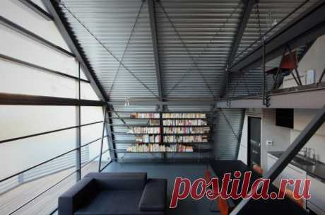 Дом Mishima в Токио (Интернет-журнал ETODAY)
