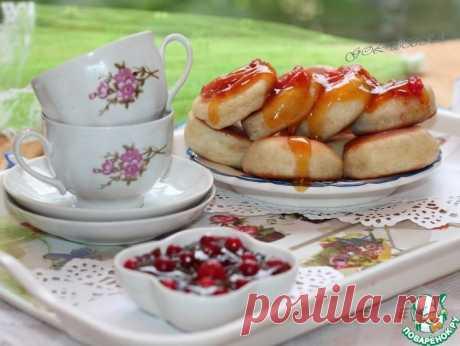 Оладьи бабушки Мадлены Кулинарный рецепт