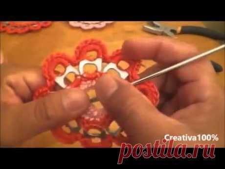 Интересные идеи (видео) / Мое творчество - вязание