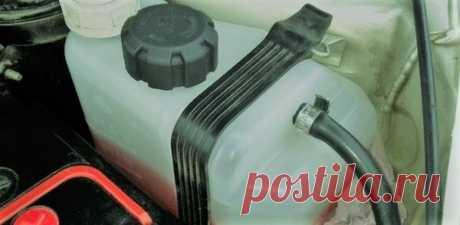 Как убрать воздушную пробку из системы охлаждения автомобиля? | z drive | Яндекс Дзен