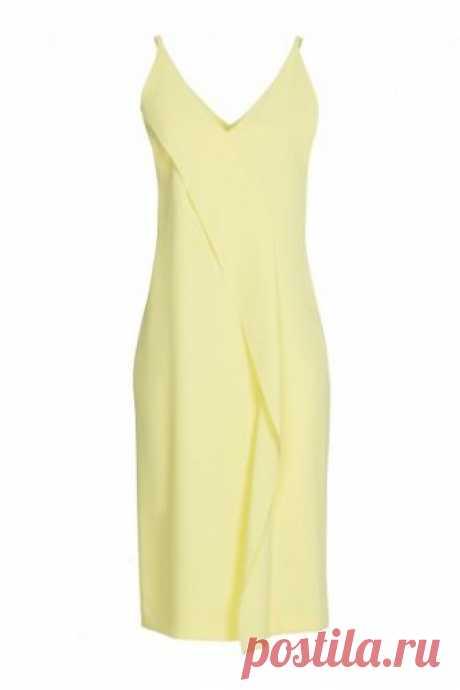Официальный интернет магазин VASSA&Co - Женская коллекция - Платье V189823N-1181C19