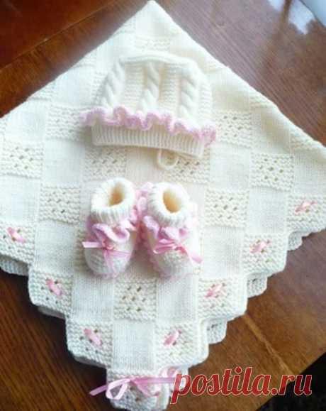 örgü bebek battaniyeler (3) – Elişi Marketi, Örgü