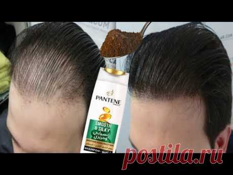 Просто смешайте две вещи в шампуне, волосы очень быстро станут густыми и длинными.